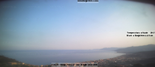 webcam meteo